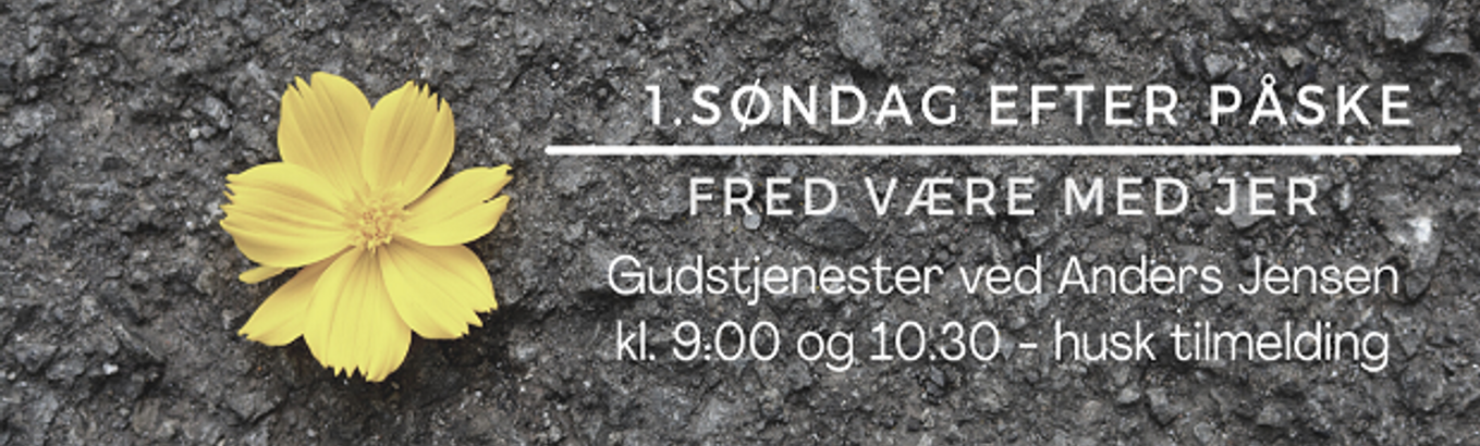 Gudstjeneste /Anders Jensen