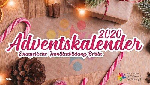 Der digitale Adventskalender der Familienbildung öffnet sein 21. Türchen