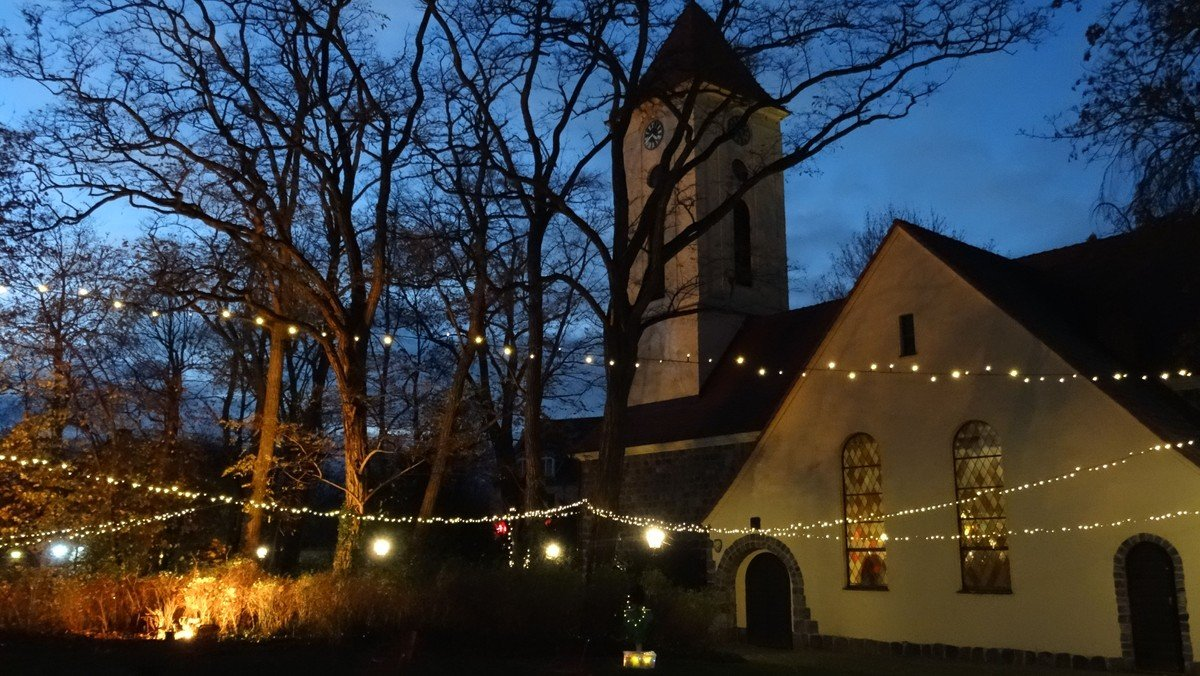 Adventsgarten