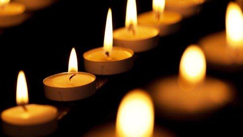 Alle Helgensgudstjeneste i Bårse Kirke