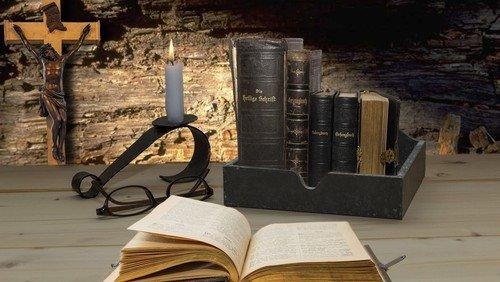 De 9 læsninger i Beldringe Kirke