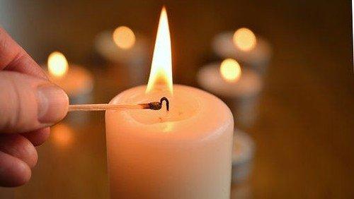 Septuagesima Kyndelmissegudstjeneste i kirken og på Facebook