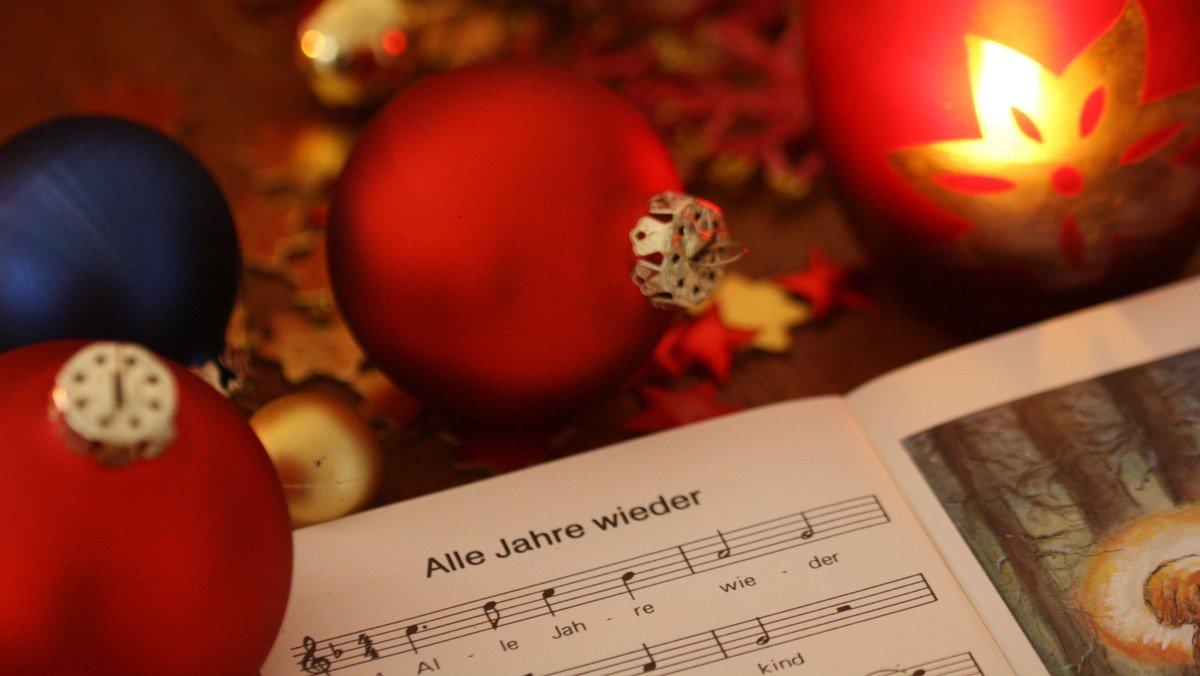 Gottesdienst mit Weihnachts-Wunschlieder-HÖREN