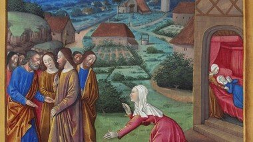 Tres Riches Heures du Duc du Berry - via Wikimedia