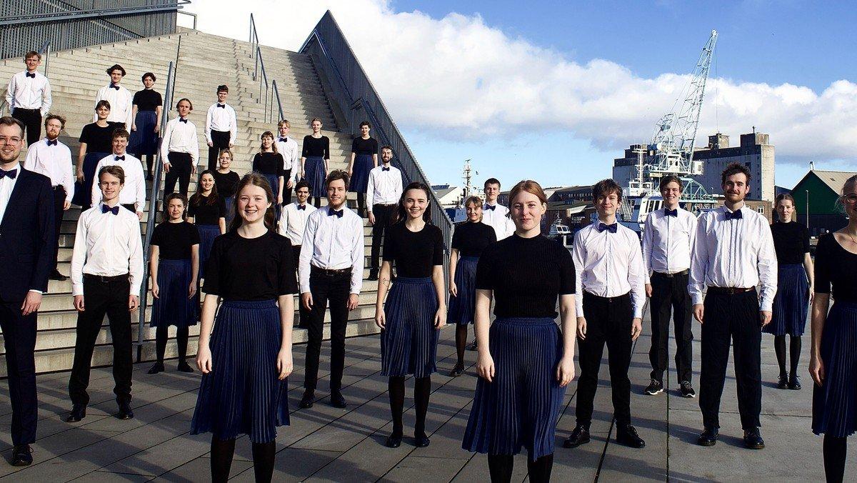 Korkoncert med Ungdomskoret Aarhus U