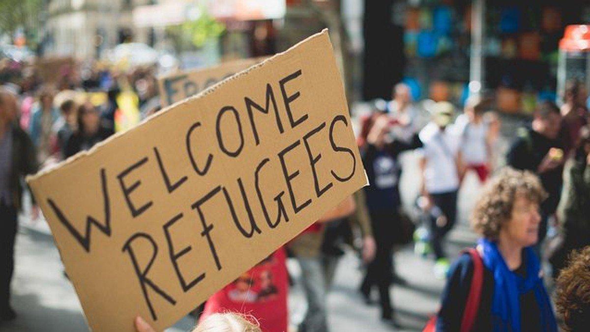 Refugee Sunday.