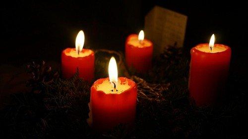 Livegottesdienst zum 4. Advent aus Matthias-Claudius