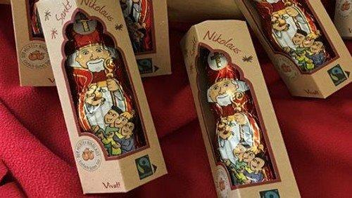 Nikolaus, pack die Taschen aus! - Gottesdienst für KLEIN und groß per Zoom