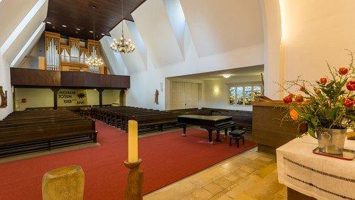 Die Kirchenmaus auf Entdeckertour - Kinderkonzerte in der Friedensgemeinde