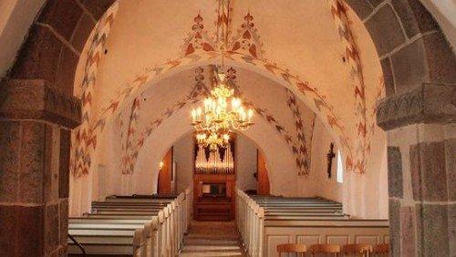 Lillejuleaftensgudstjeneste i Ejstrup kirke