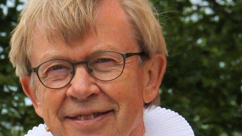 Præstegårdsklubben i Snostrup Præstegård - Aage Koed Mikkelsen fortæller om sine ture til Israel og Palestina
