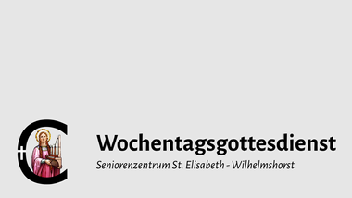 Heilige Messe Wilhelmshorst