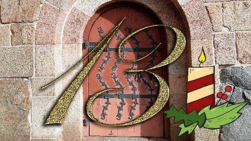 13. Türchen unseres Adventskalenders