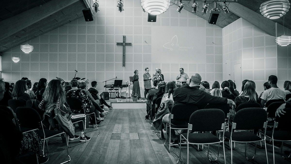Gospelgudstjeneste - opstartsgudstjeneste
