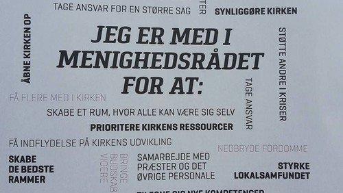 Menighedsrådsmøde i Karlstrup⁸