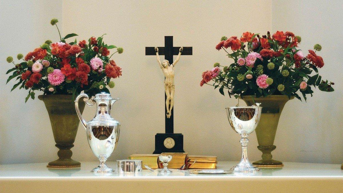 5. søndag efter påske samt en enkelt konfirmation
