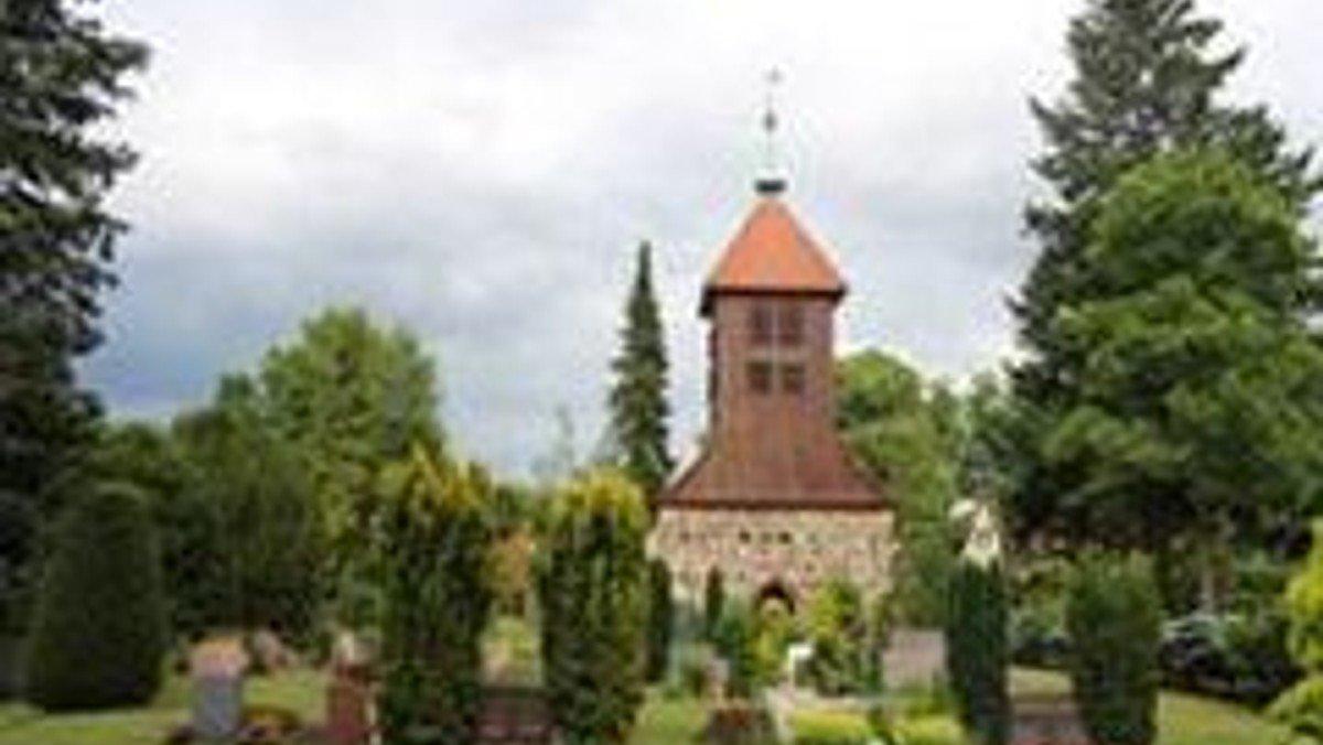Trauergottesdienst  in Gatow