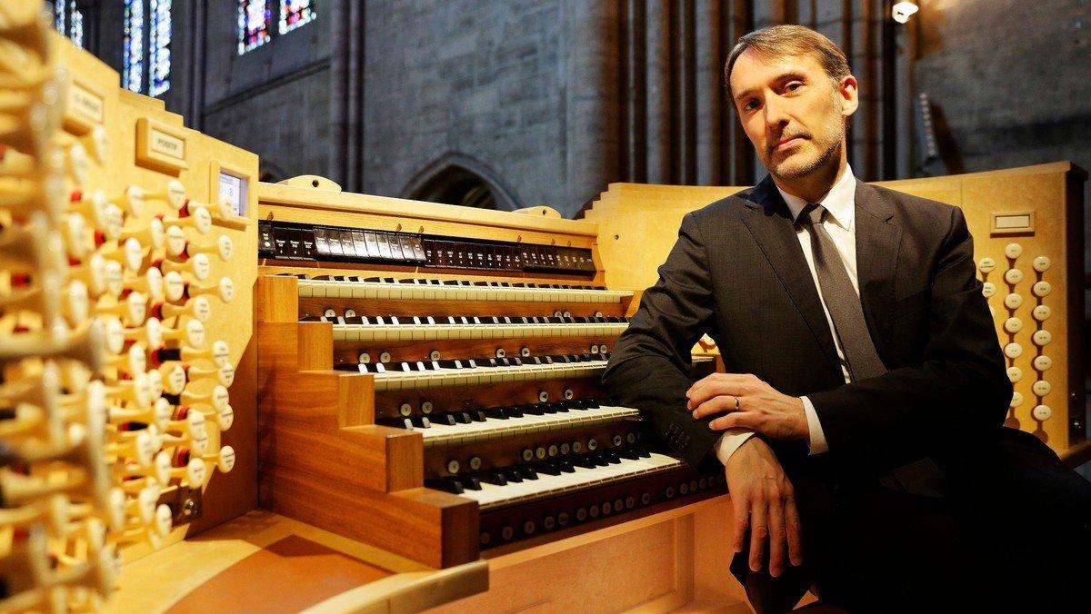 Matiné: Olivier Latry, orgel