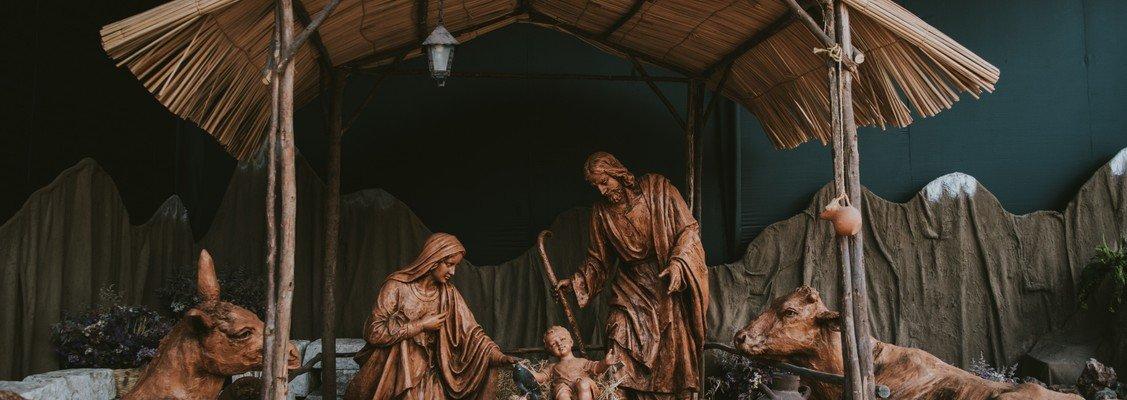 Gudstjeneste, juleaften, Luk. 2,1-14