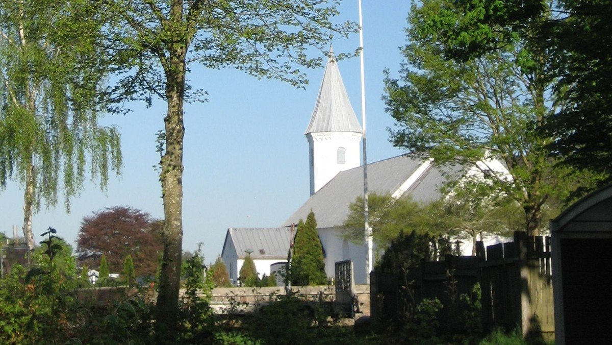 Gudstjeneste i Them Kirke