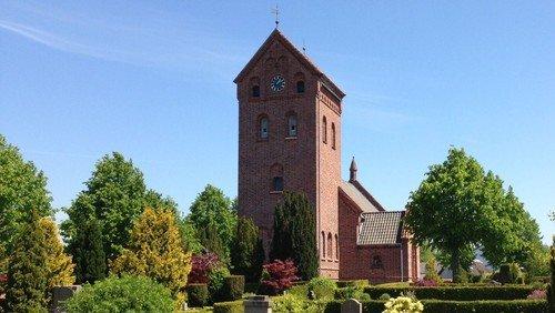 Gudstjeneste i Vindinge kirke