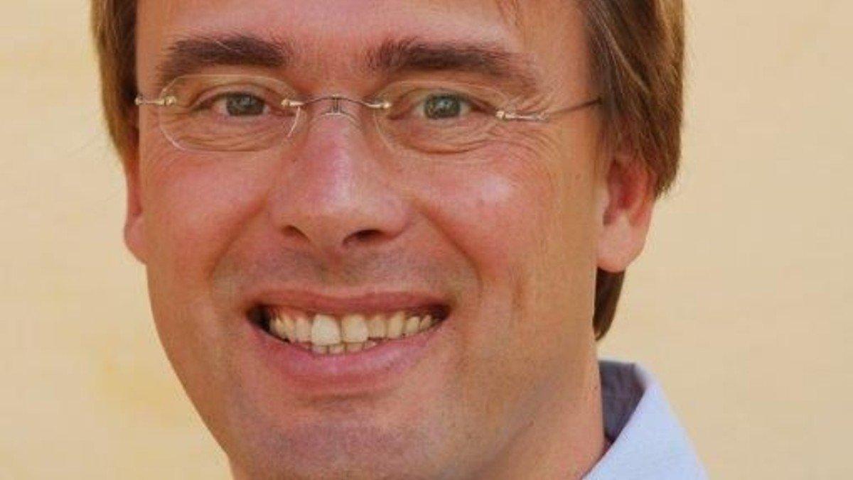 Gudstjeneste for den tyske del af menigheden