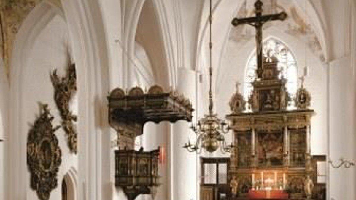 Gottesdienst mit Barockmusik