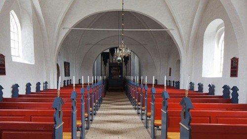 Gudstjeneste Als kirke