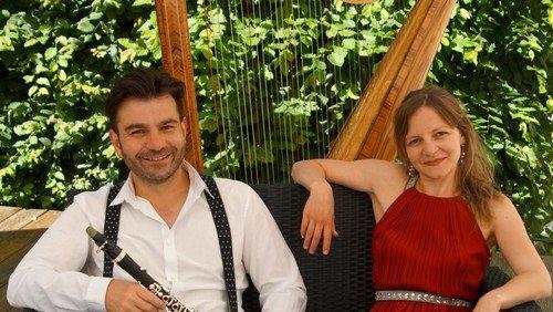 Konzert-Gottesdienstmit dem  Duo della Fortuna