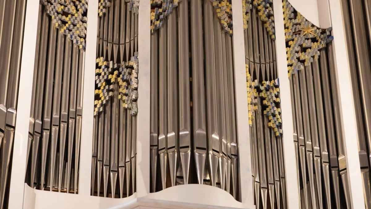 Orgelandacht - Daniel Clark