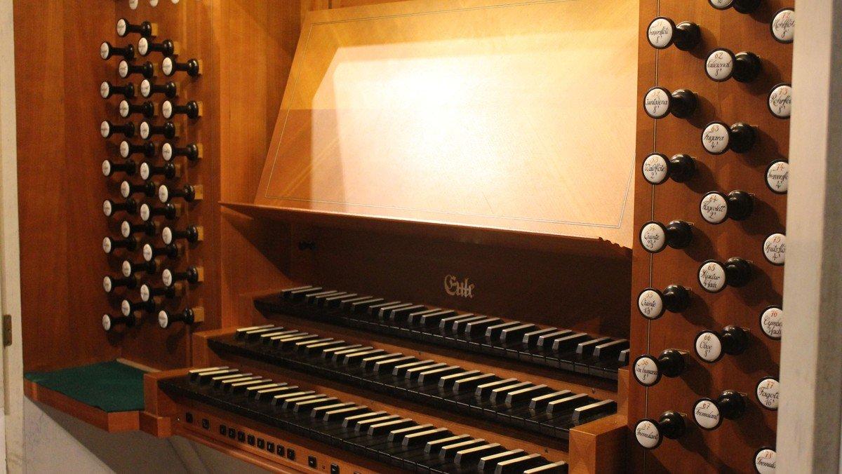 Orgelkonzert 25 Jahre Eule-Orgel - Abba, Queen und Harry Potter - Pop, Rock und Filmmusik auf der  Orgel