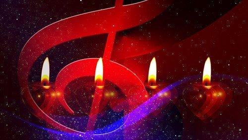 mit GOTT ins Wochenende:  Musikalische Andacht zum 4. Advent