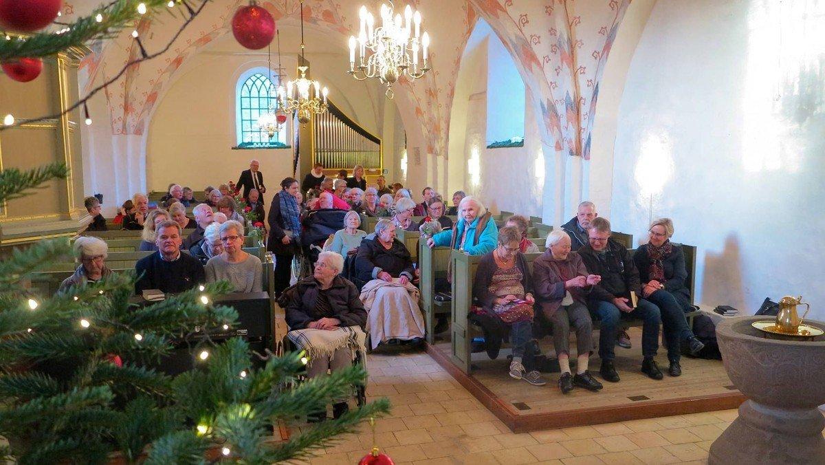 Gudstjeneste for Birkebo og Skovly i Bryrup kirke