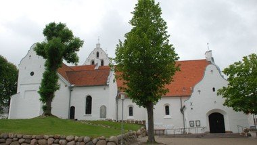 Gudstjeneste i Sct. Catharinæ kirke