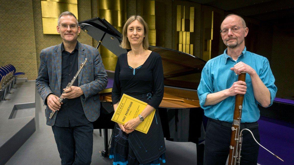 AFLYST - Cafékoncert i Sognegården - Trio Laudetur