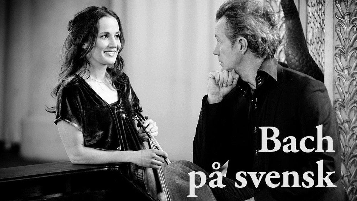 AFLYST Koncert Bach På Svensk