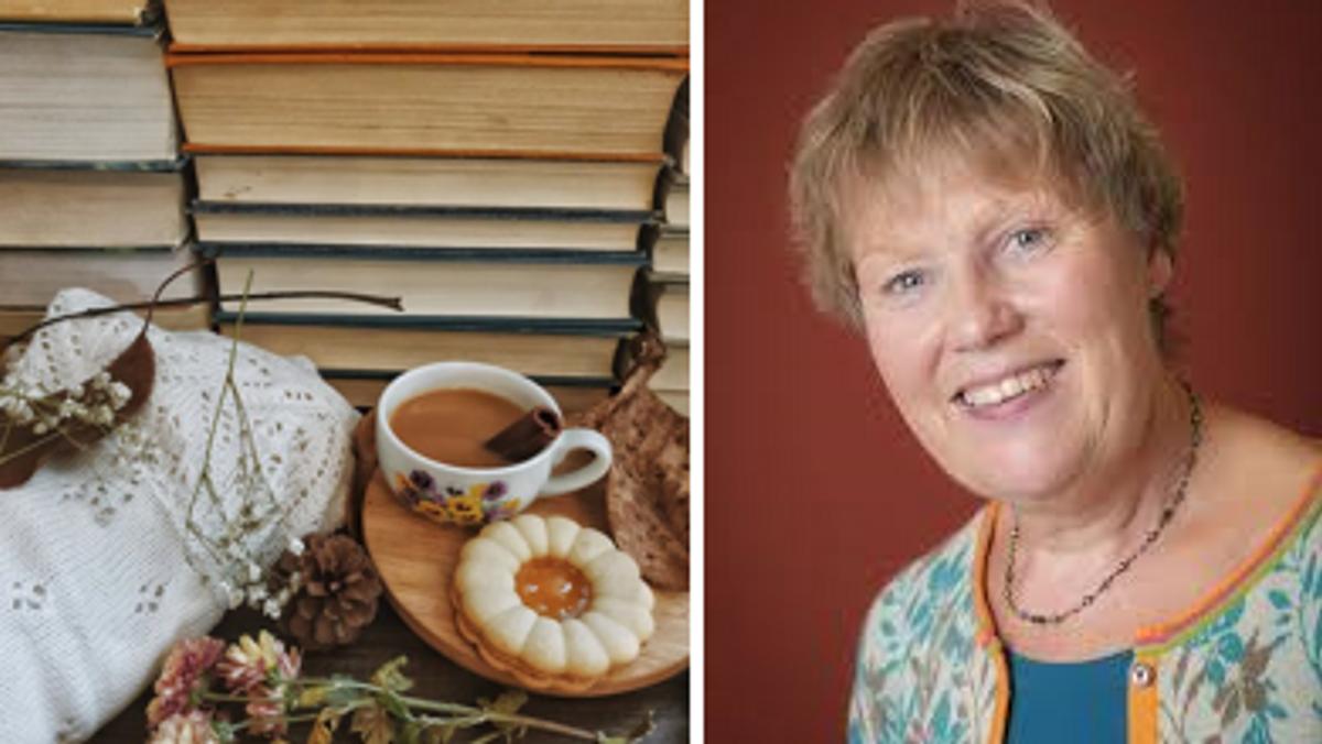 Aflyst: Læsegruppe med Eva Christoffersen