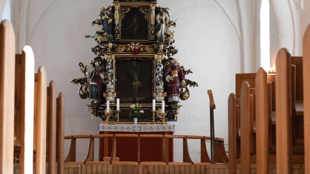 Søndag 20. - Tysk konfirmation