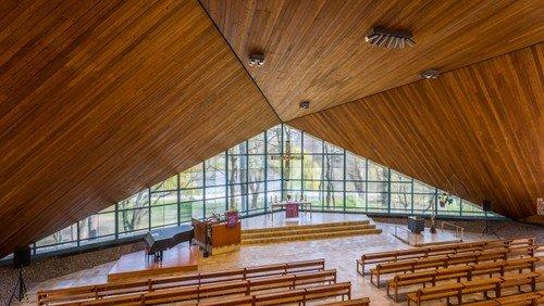 KEIN Gottesdienst in der Kirche Am Lietzensee