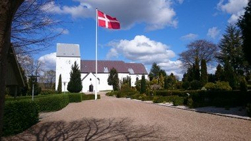 Korafslutning i Nørre Snede kirke
