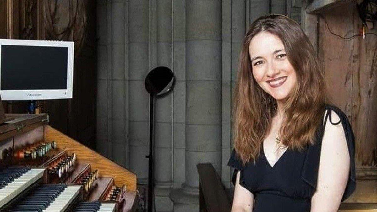 Orgelkoncert med Lidia Książkiewicz