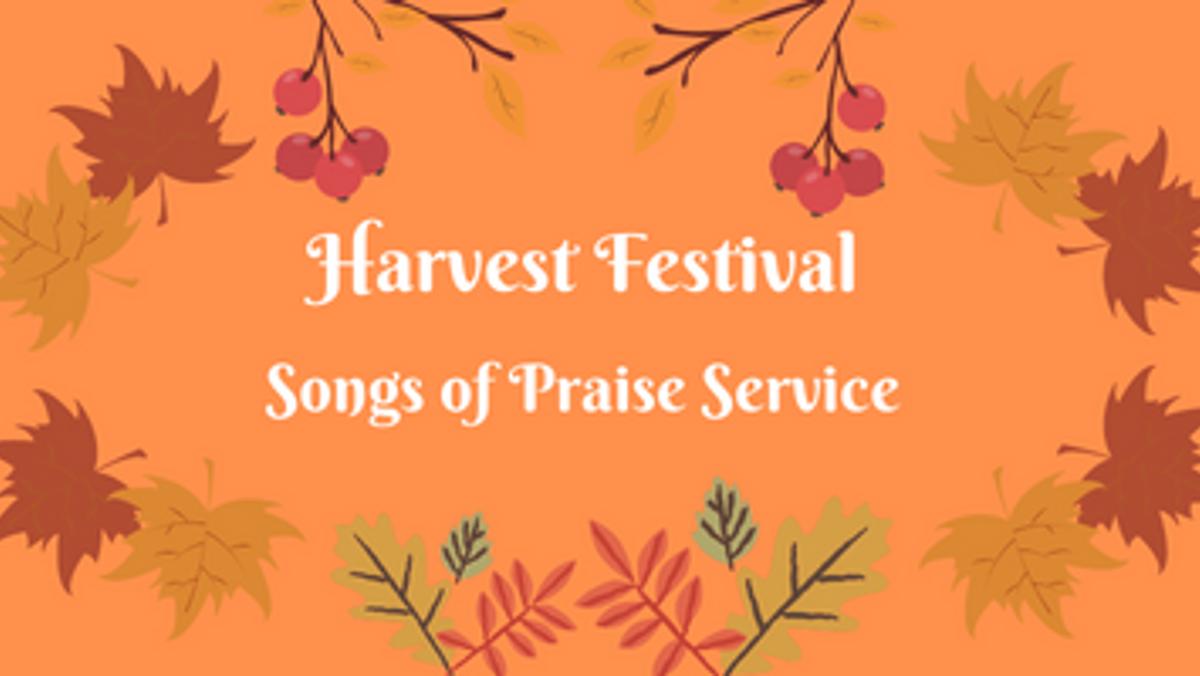 Harvest Festival Songs of Praise