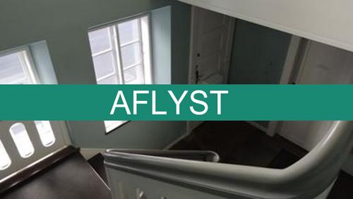 AFLYST. Menighedsrådsmøde