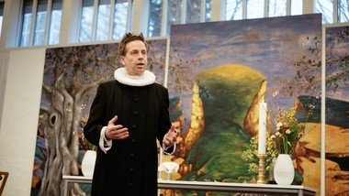 Bellahøjmesse med dåb