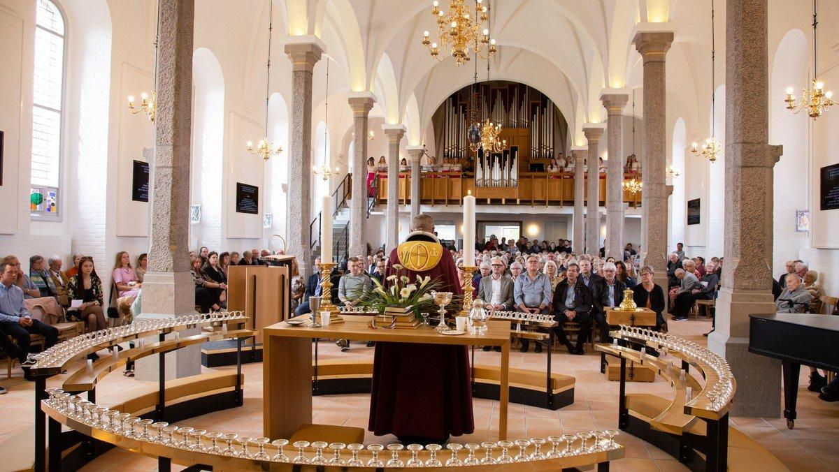 Gudstjeneste - Brønderslev Kirke