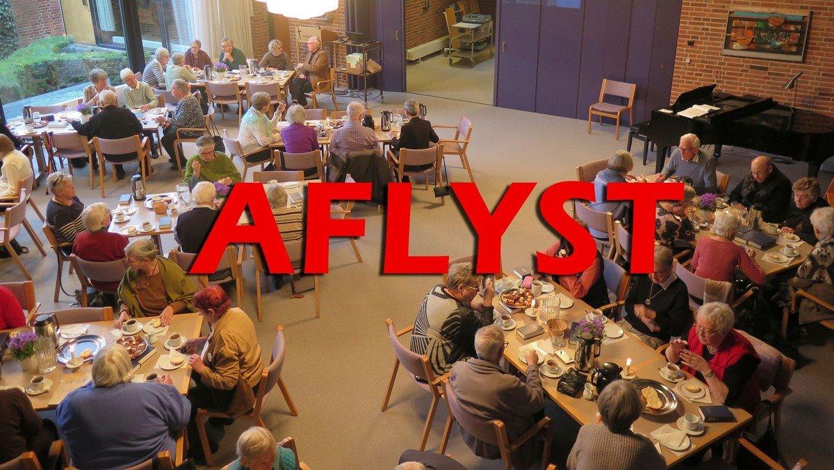 Seniorklubben AFLYST