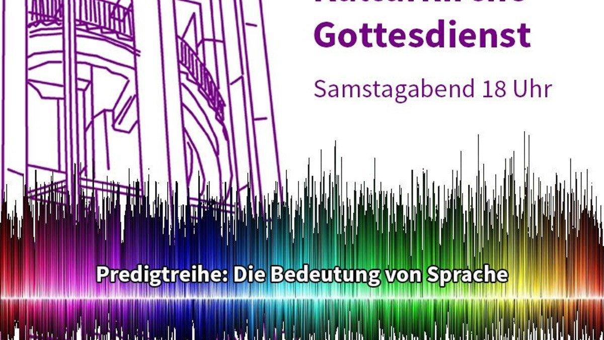 LIVE-STREAM Gottesdienst Kulturkirche