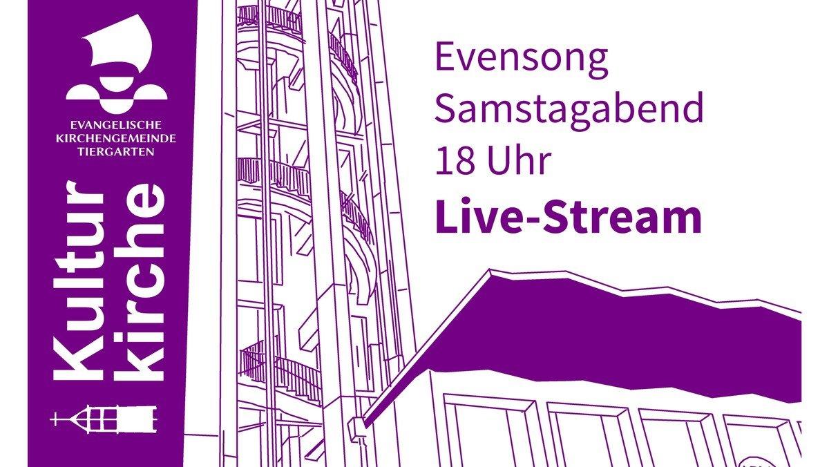 LIVE-STREAM Gottesdienst Kulturkirche - EVENSONG