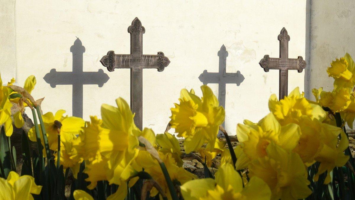 Højmesse påskedag i Asmild Kirke v. Per Bucholdt Andreasen
