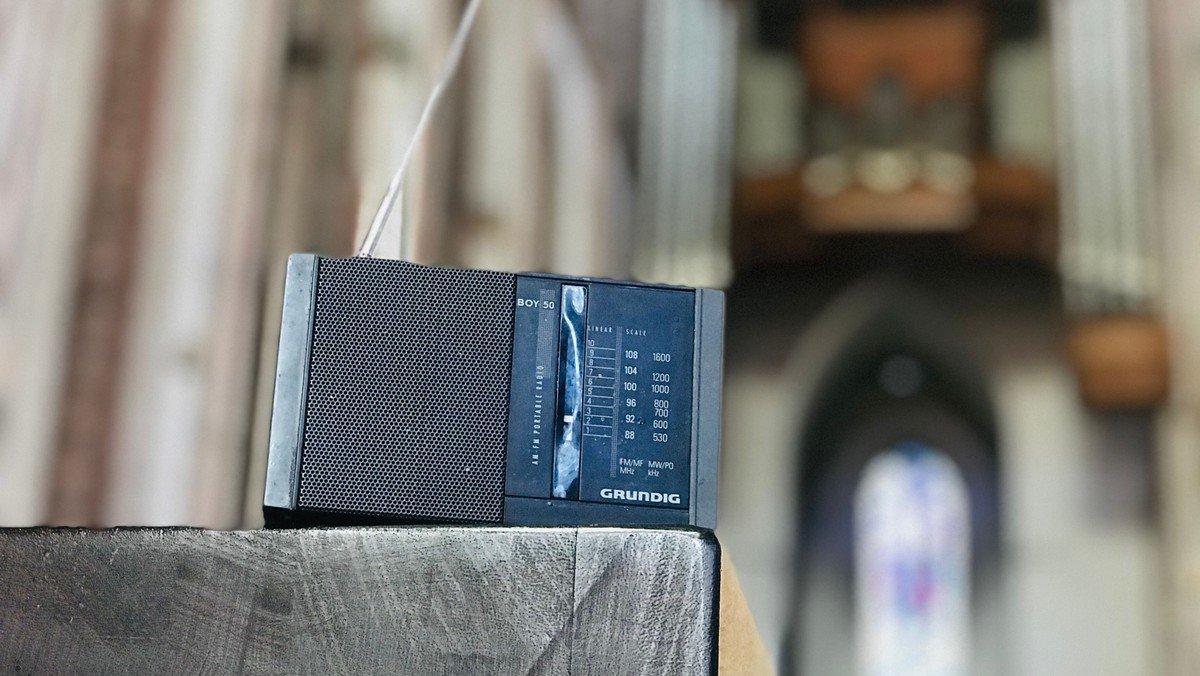 Gottesdienst aus der Lübecker Marienkirche im Radio auf Lübeck FM 98,8